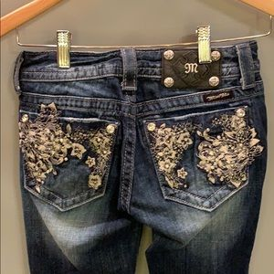 Gorgeous miss me jeans